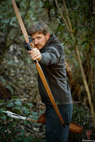 Markus Erdmann Longbow archer