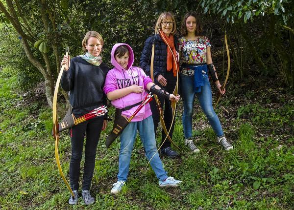 Archery PArk Nelson Robin Hood Social Scheme
