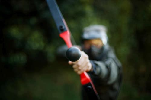 archery battle nelson player