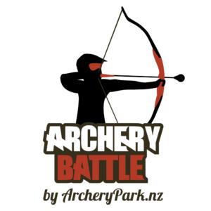 Archery Park Nelson Archery Battle Logo