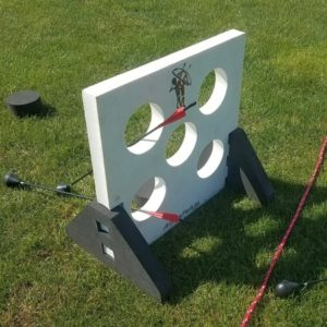 Archery Battle special pop-out target