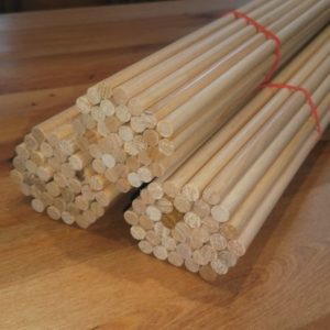 Port Orford Cedar (POC) wooden arrow shafts