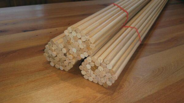 Port Orford Cedar (POC) wooden arrow shafts