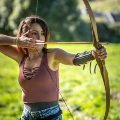 New archery skills learned at Archery Park Nelson
