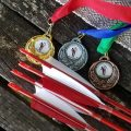 archery park nelson tournament medals